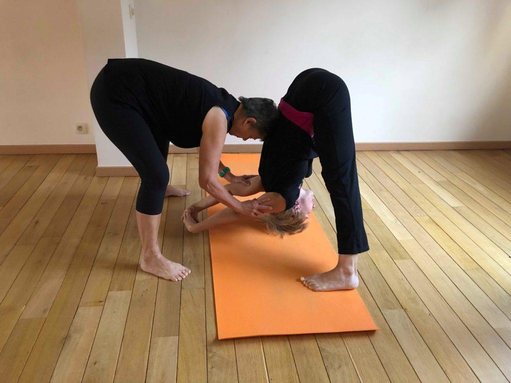 Individual Courses Prévention Yoga Massage