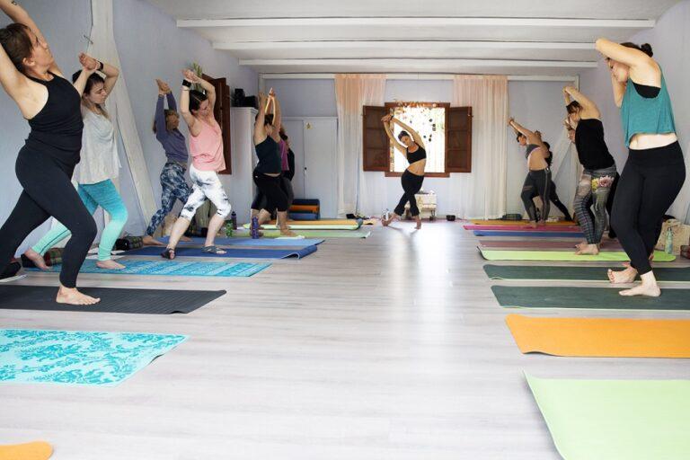Retraite yoga en Andalousie Espagne